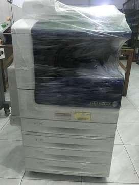Dijual cepat mesin fotocopy warna merk fuji xerox dc2270