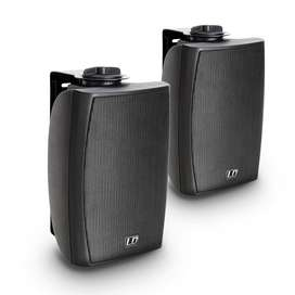 (PAIR) Wall Mount Speaker 100V Line From LD-Systems Germany