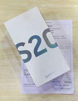 Samsung S20 FE 5G 8GB 128GB brand new sealed pack