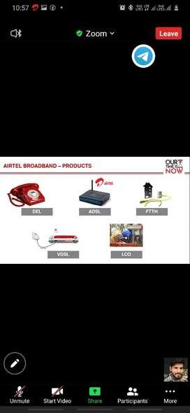 Airtel xtream fiber