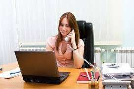 Office Assistant Job For Male or Female