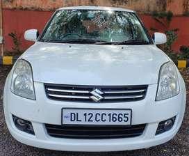 Maruti Suzuki Swift Dzire VDi BS-IV, 2011, Diesel