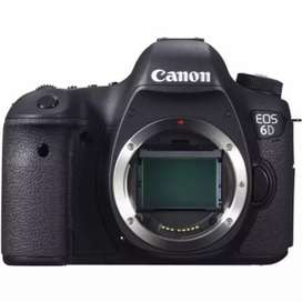 HOME CREDIT - Canon Eos 6d Body Only Gratis 1x Angsuran dn Full Bonus