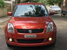 Maruti Suzuki Swift ZXI AMT, 2009, Petrol