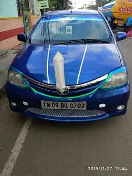 Toyota Etios, 2012, Diesel