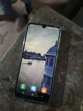 New SAMSUNG A50s 4/128 GB screen fingerprint