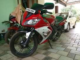 2016 Yamaha R15S 15000 Kms