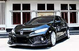 Honda civic turbo hatcback 2018 .super KEREN .barang TOP