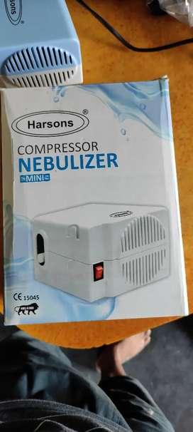 Nebulizer mission new  not use