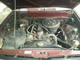 Chevrolet pick up Luv 92 Diesel (double cabin) - serius only.. thx :-)