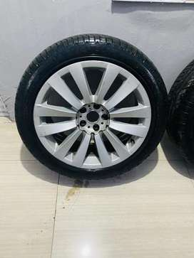 BMW R20 Low profile Rims and tyres