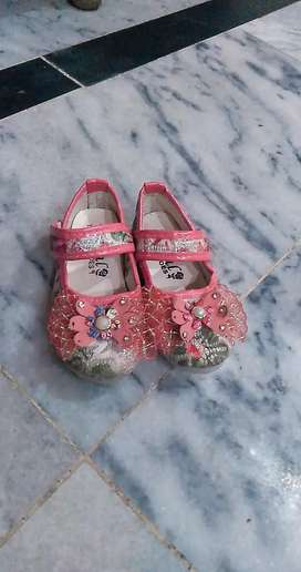 Baby shoes .. age 3 to 3 and half year