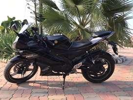 R15 Bike Very Good Candition and Smooth Engine 75OOOO42OO