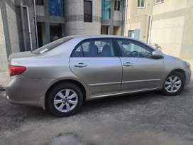 Toyota Corolla Altis (Defence personal car)