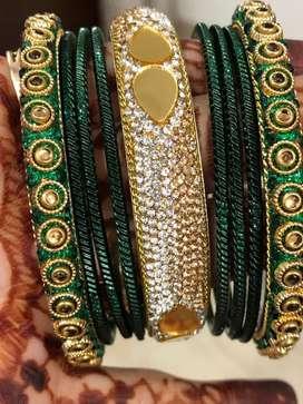 Bangels green colour