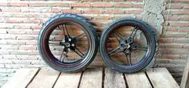 Velg mx king 150