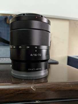 Sony Zeiss 16-70mm F4 OSS E Mount Lens for Sale