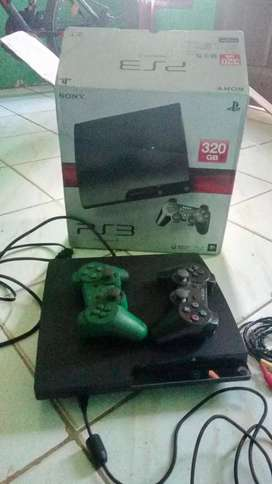 Jual Ps3 fat 320 gb