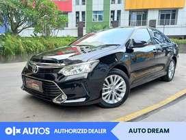 [OLXAutos] Toyota Camry 2.4 V Bensin A/T 2017 Hitam #AutoDream
