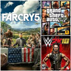 Far cry 5 game for Pc at a great price