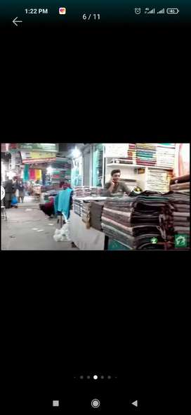 four shops for sale in whole sale cloth market faisalabad