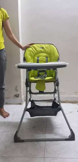 Baby Kids High Chair, safely chair foldable