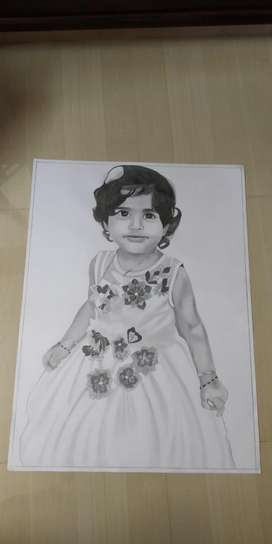 Hand Draw Paintings
