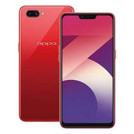 Oppo A3s red colour