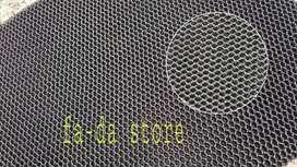 Karpet hexagonal berongga tebal 10mm