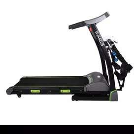 Treadmill Elektrik 4 Fungsi Paris