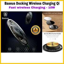 BASEUS Docking Wireless Charging QI ORIGINAL MANTAP