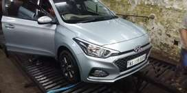 New car with brand new accesories sell duty urgent need