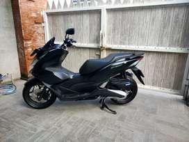 Pcx  160 CC hitam dof ,2021 Deva motor