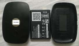 mifi Hotspot wifi internet router. 2300mAh battery. Voice call wit app