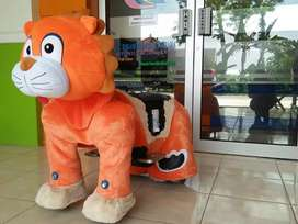 ER jual animal ride pancingan air fiber plat