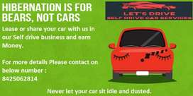 Earn from your car.