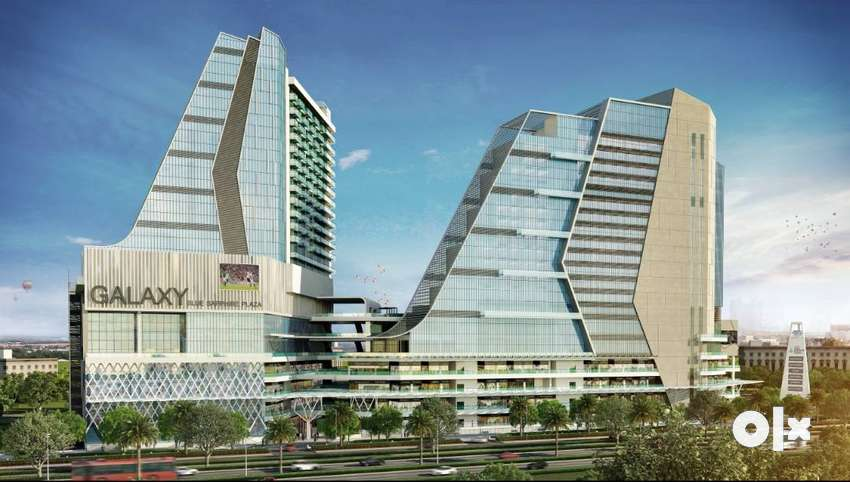 Open High Street Commercial Shop for Sale in Noida Extension ₹ 18.59L 0
