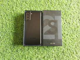 Samsung s21 plus 128gb with 9month warranty remaining
