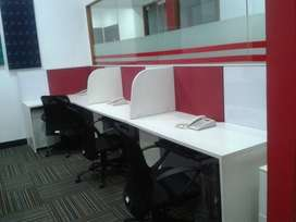 450 SQFT OFFICE RENT IN BBD BAG RENT IS RS- 40000 / MONTH