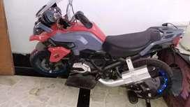Bike boy red & black colour