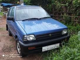 Maruti Suzuki 800 AC, 2005, Petrol