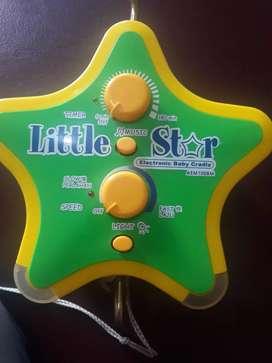 MESIN AYUNAN LISTRIK LITTLE STAR