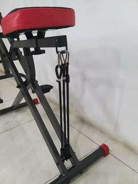 Power squat total fitnes