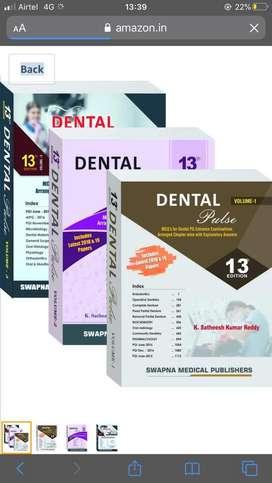 Dental pulse books