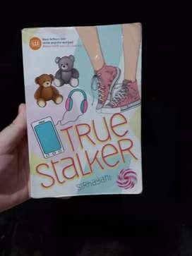 Jual novel true stalker