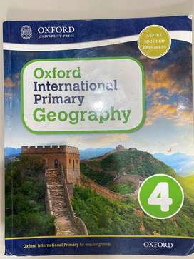 Oxford International Primary Geography 4