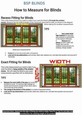 Window blinds repairing and service available