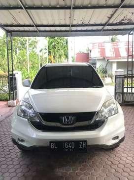 CR-V automatic 2012 warna putih mutiara