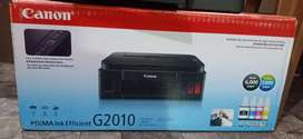 Brand new Canon G2010 for sale.. Used only for 10 days.