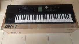 Keyboard roland bk5 no korg yamaha